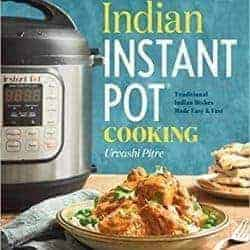 The Indian Instant Pot Cookbook is out on Kindle already!