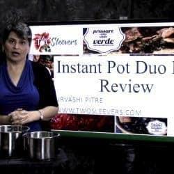 VIDEO: Unbiased Instant Pot Mini Duo Review