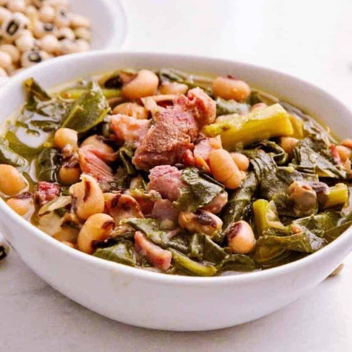 Black Eyed Peas Recipe With Smoked Turkey