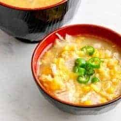 Pressure Cooker Sweet Corn Chicken Soup