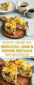 Instant Pot Frittata