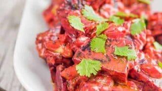Instant Pot Beets Salad | Instant Pot Beetroot Salad