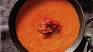 Tomato Coconut Soup | Pressure Cooker Recipe