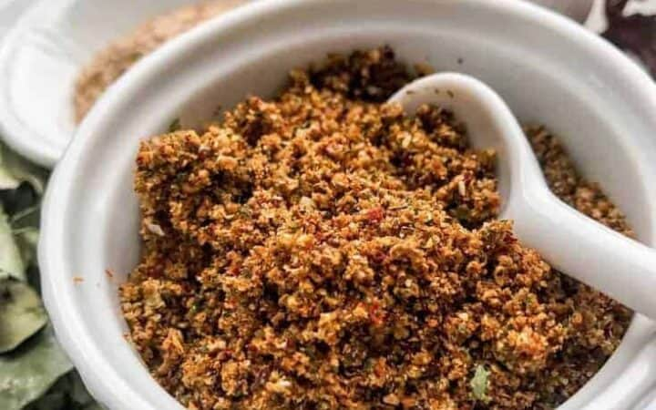 Savory, toasted sesame garlic chutney is quintessentially Indian but can be used for a variety of dishes. This simple to make chutney is very versatile and takes just minutes to put together.