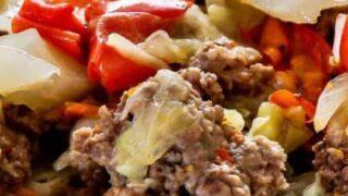 Low Carb Beef Shawarma