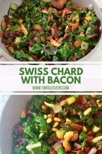 Swiss Chard Recipe With Bacon