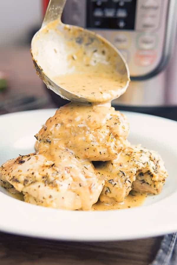 8 Finished Dish Instant-Pot-French-Garlic-Low-Carb-Chicken-2