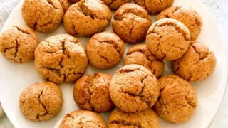 Keto Cookies | Gluten-Free Spiced Keto Cookies