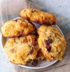 Low Carb Scones Scuffins