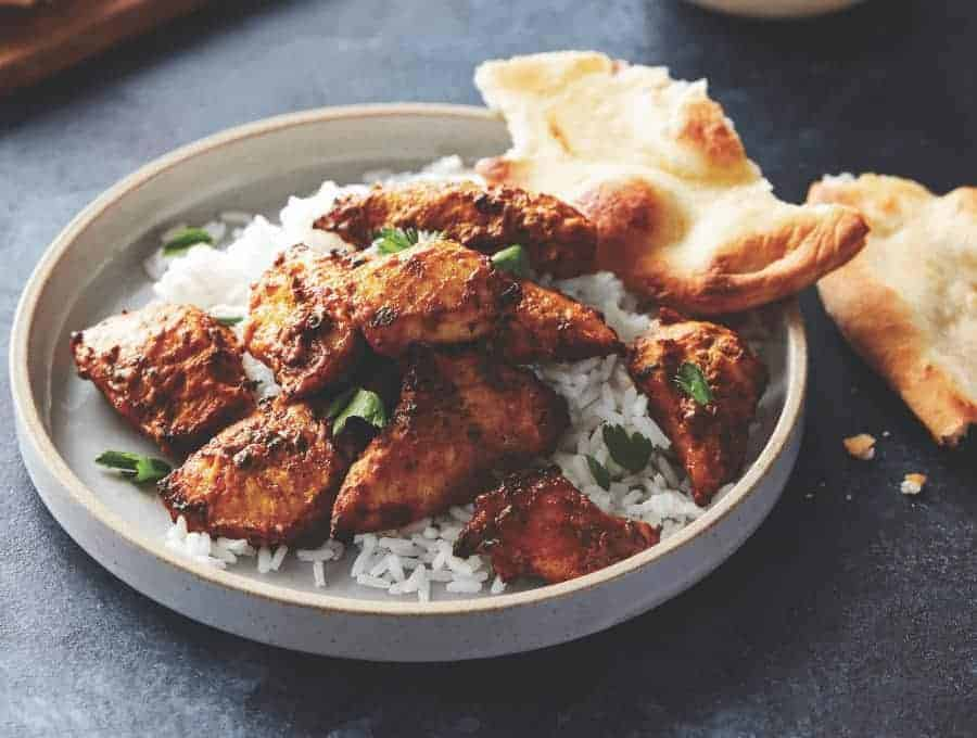 Tandoori Chicken Recipe Made Quickly In Your Air Fryer Twosleevers
