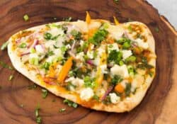 Twosleevers Butter Chicken Pizza Two Sleevers