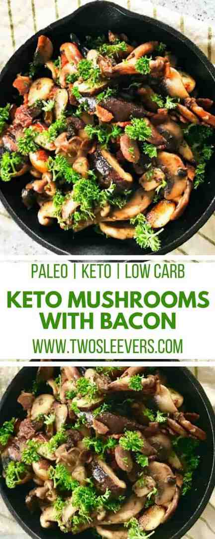 keto mushrooms