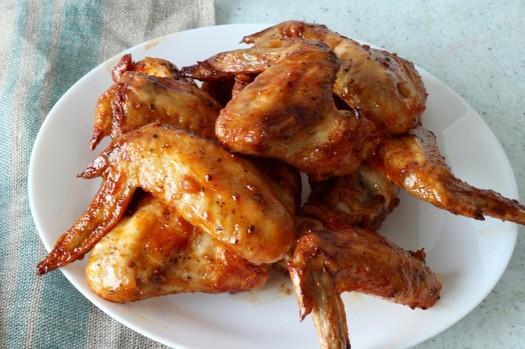air fryer korean chicken wings
