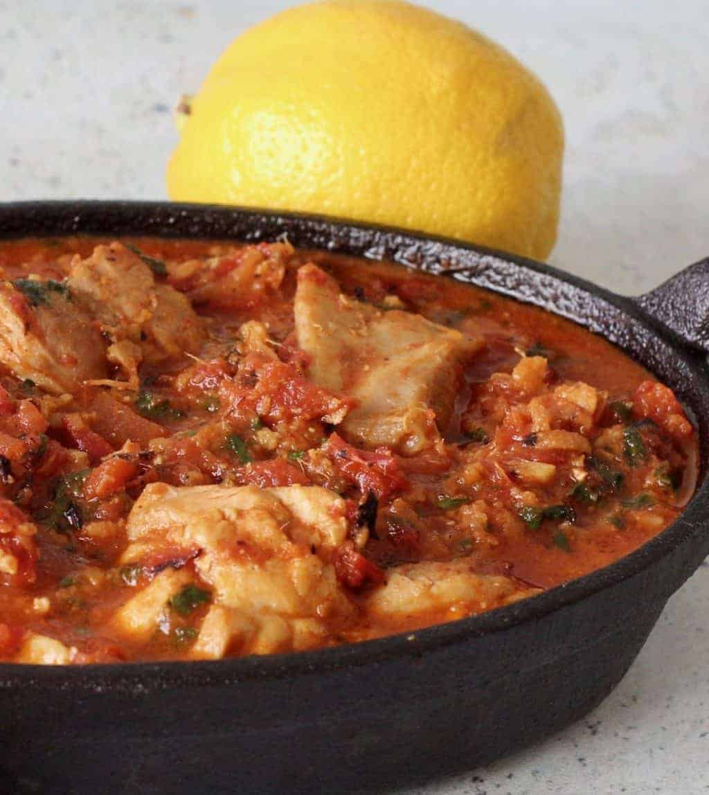 Pressure Cooker Pakistani Karahi Chicken – Two Sleevers