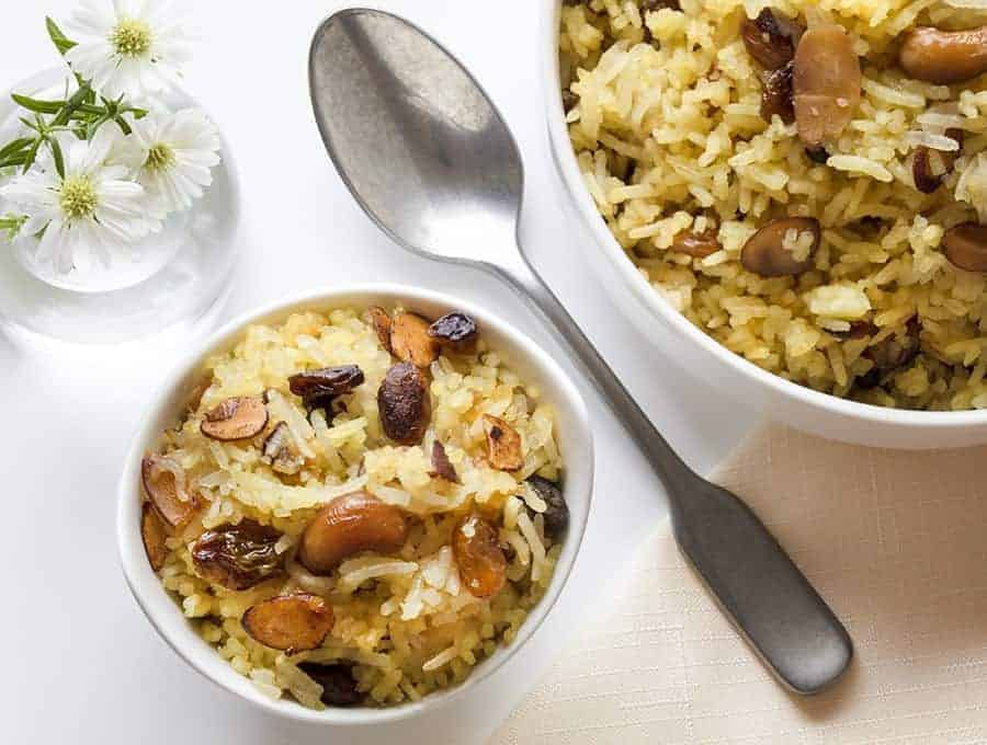 Pakistani Zarda Sweet Rice