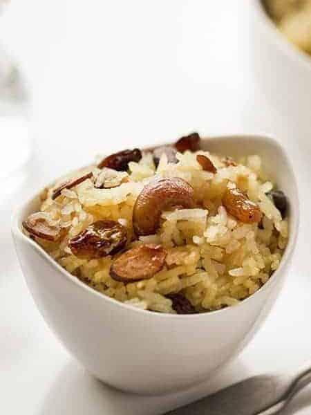 Pakistani Zarda Sweet Rice