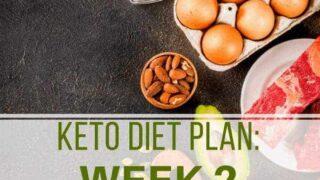 Keto Diet Plan | Week 2