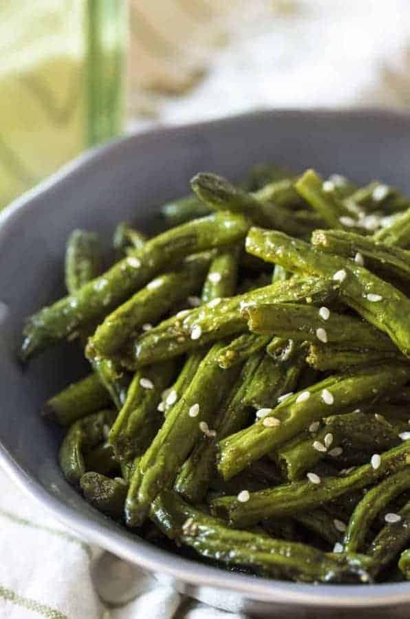 Shawarma Green Beans