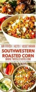 Southwestern Roasted Corn