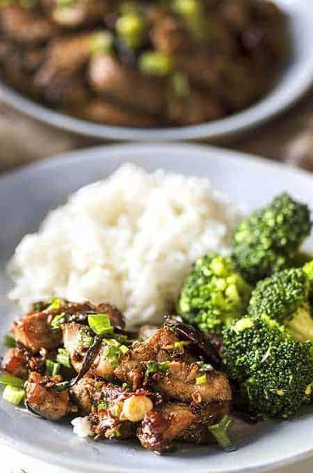 Sichuan Cumin Lamb