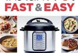 Instant Pot Fast & Easy: 100 Simple and Delicious Recipes for Your Instant Pot
