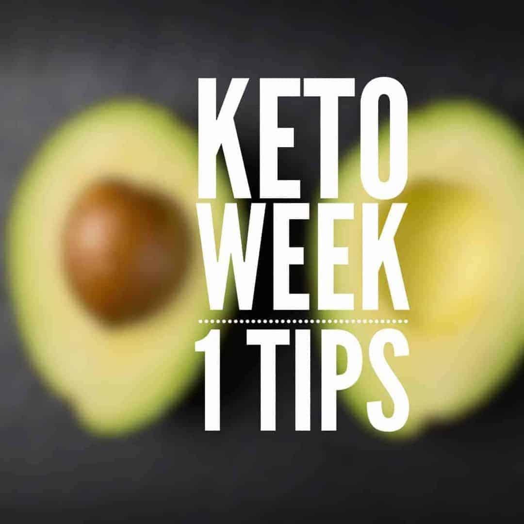 Keto Diet Week 1