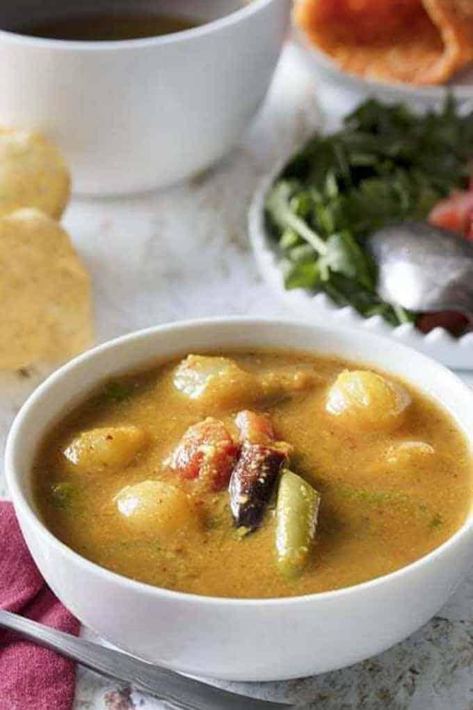 Sambar Recipe | Make An Authentic Sambar In Your Instant Pot!