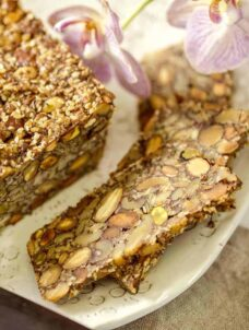 Nut and Seed Bread | Keto Gluten-Free Bread