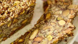 Nut and Seed Bread | Keto Gluten-Free Bread