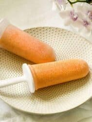 Creamsicle Pops