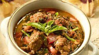 Low Carb Soup | Instant Pot Sausage Kale Soup