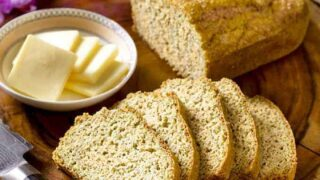 Keto Bread | Low Carb Bread