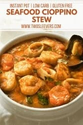 Seafood Cioppino Stew