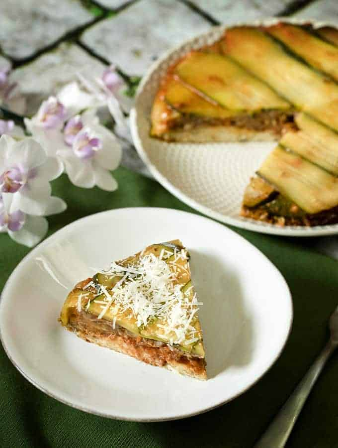 Keto Lasagna | Air Fryer Low Carb Lasagna
