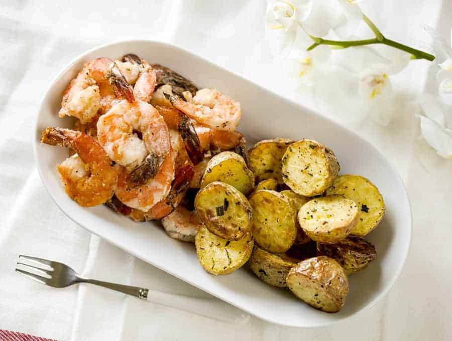 Rosemary Roasted Potatoes