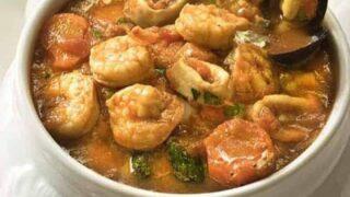 Cioppino Seafood Stew