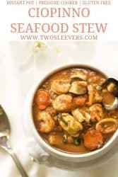 cioppino seafood stew