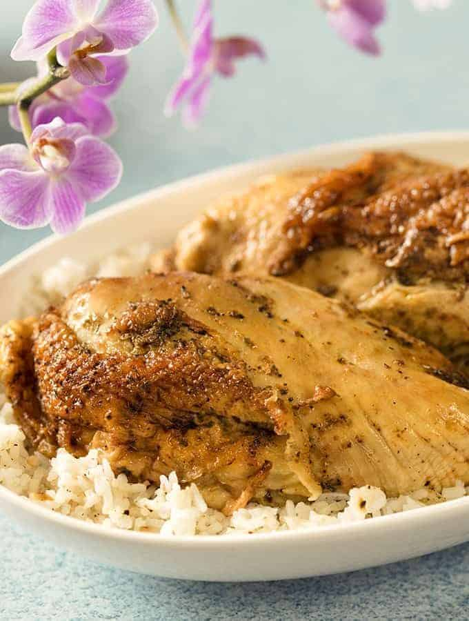 Herb Roast Chicken