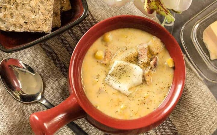 Creamed Corn Chowder