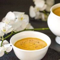 Instant Pot Butternut Squash Soup with Ginger