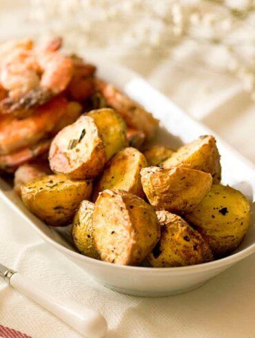 Rosemary Roasted Potatoes Featured Image