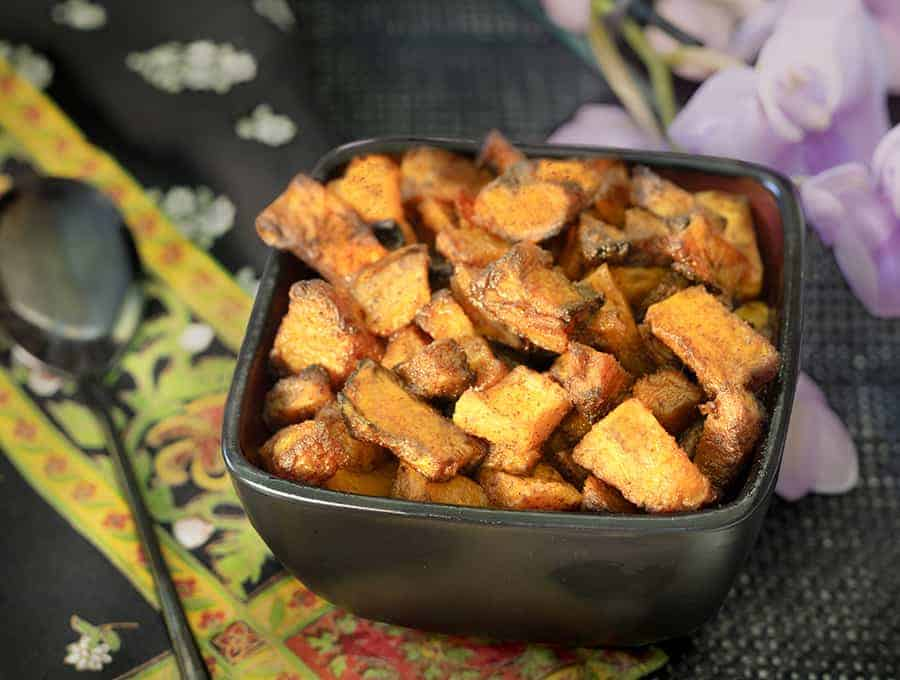 Spiced Butternut Squash
