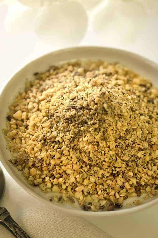 Dukkah Seasoning