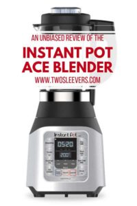 Instant Pot Ace Blender