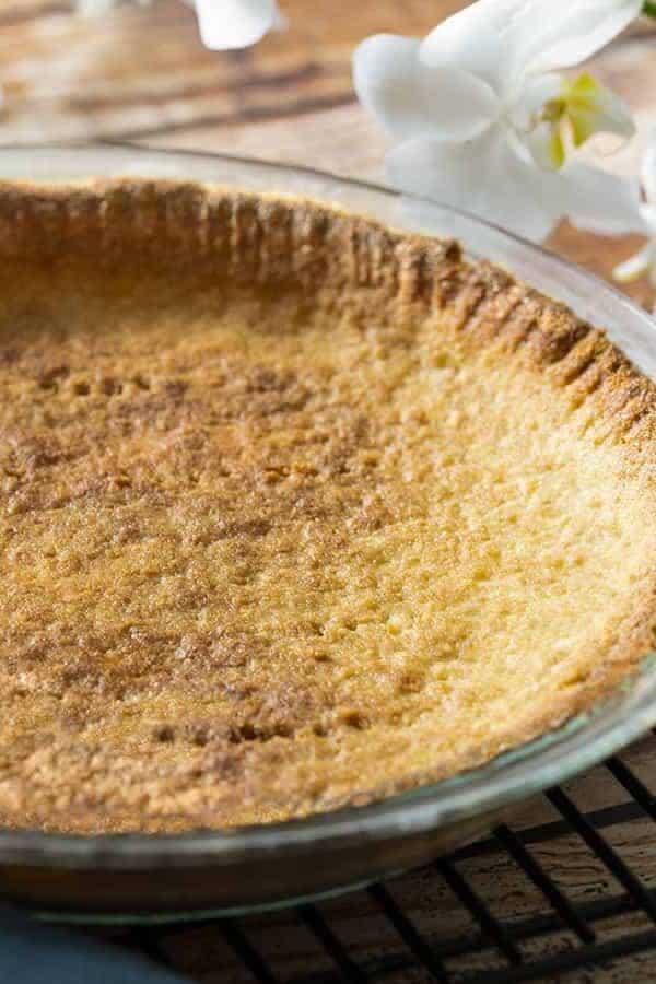 Keto Pie Crust