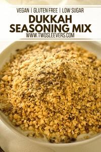 Dukkah Seasoning