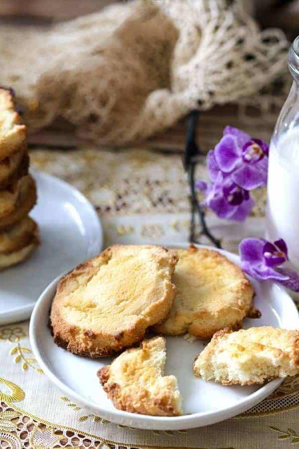 Cream Cheese Cookies