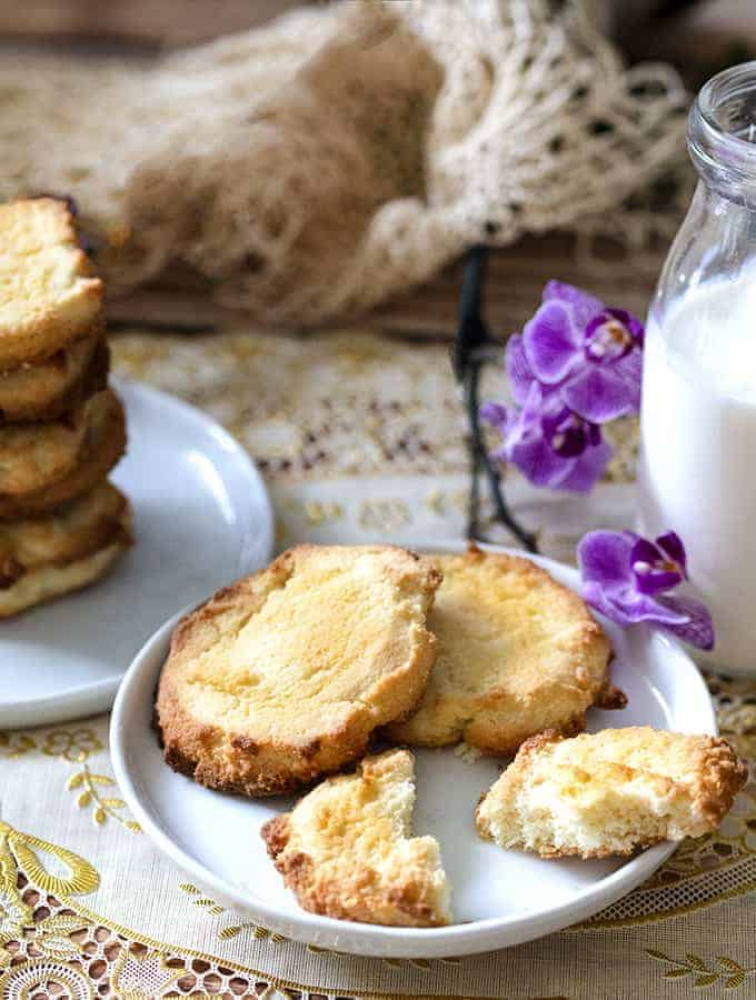 Keto Cream Cheese Cookies | Keto Cookies Recipe