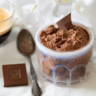 Keto French Silk Pudding | Low Carb and Gluten Free!