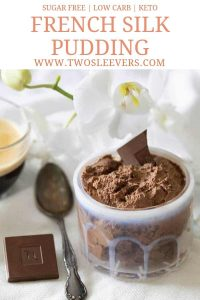 french silk pudding